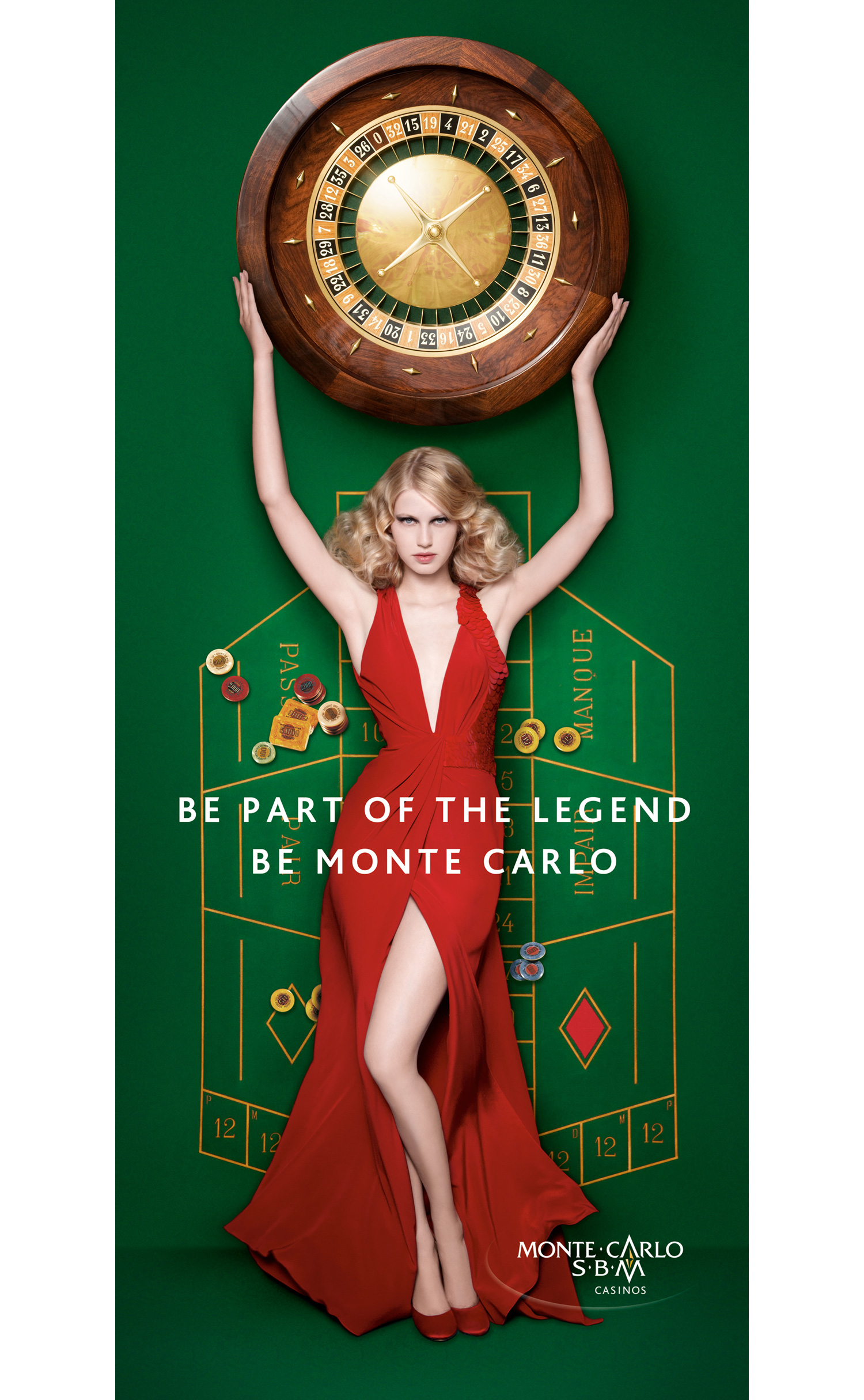 Campagne de communication internationale casinos